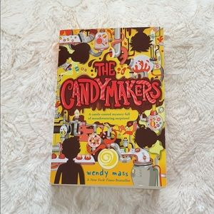 The Candy Makers Book🍬